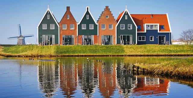 Lugares para conhecer na Holanda_Volendam