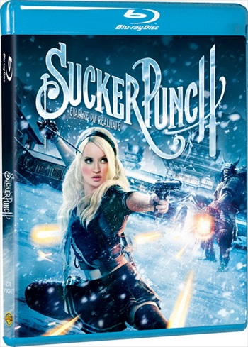 Download Sucker Punch 2011 Dual Audio Hindi 720p BluRay 750mb