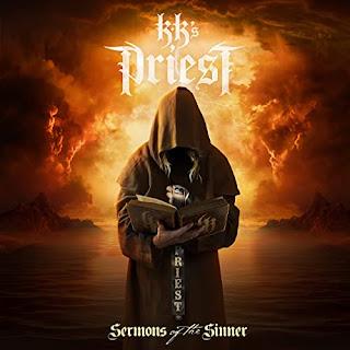 """Ο δίσκος των KK's Priest - """"Sermons of the Sinner"""""""