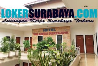 Loker Surabaya Terbaru di Hotel Sulawesi Kertajaya Juni 2019