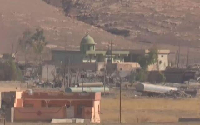 Míssil atinge grupo de combatentes do Estado Islâmico na Síria; veja vídeo