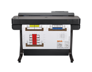 HP DesignJet T650 36-in Printer Driver Download