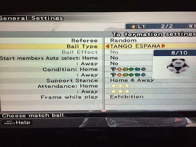World Soccer : Winning Eleven 10 PS2 English Version