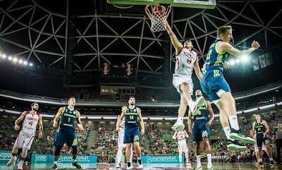 FIBA World Cup 2019 European Qualifiers Slovenya - Türkiye Ersan Ilyasova