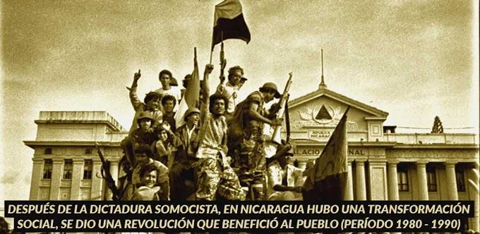 Logros de la Revolución Sandinista (1980-1990)