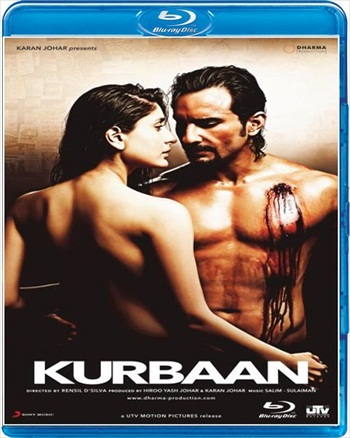 Kurbaan 2009 Hindi Bluray Movie Download