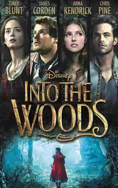 فيلم Into the Woods 2014 مدبلج كامل اون لاين
