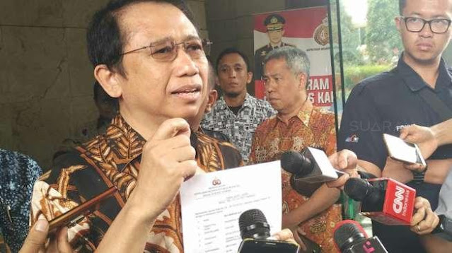 Demokrat Kubu Moeldoko Ungkap Alasan Marzuki Alie Cabut Gugatan ke AHY