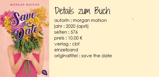 https://www.randomhouse.de/Taschenbuch/Save-the-Date/Morgan-Matson/cbj-Jugendbuecher/e546484.rhd