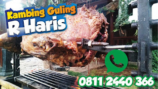 Catering Wisata Kambing Guling Ciater, catering kambing guling ciater, kambing guling ciater, kambing guling,