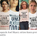 Globo suspende José Mayer, atrizes fazem protesto contra assédio