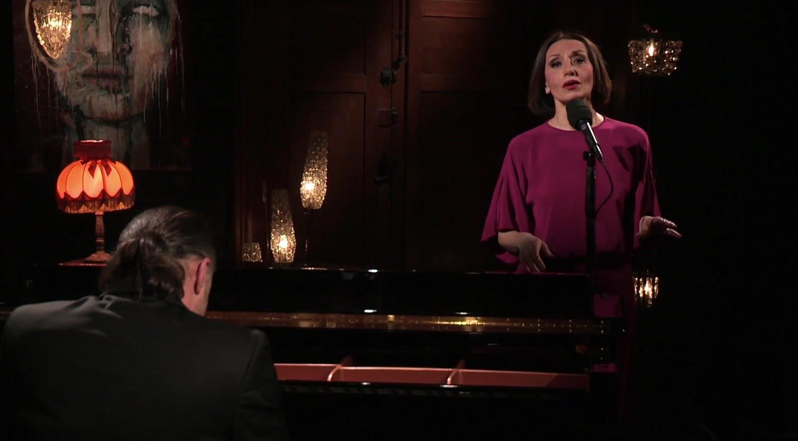 Luz Casal y un piano - Concierto para el programa Mezzo Voce de France TV
