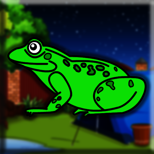 Green Toad Escape