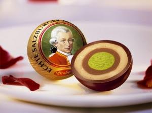 chocolate do Mozart