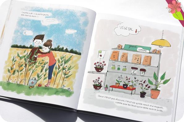 Am Stram Graine de Anne-Catherine Le Roux et Jules - Le Pommier