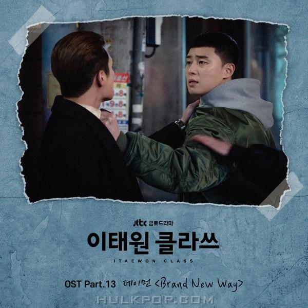 DAMON – Itaewon Class OST Part.13