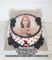 Edible Image Printing Cake