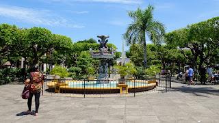Granada central park