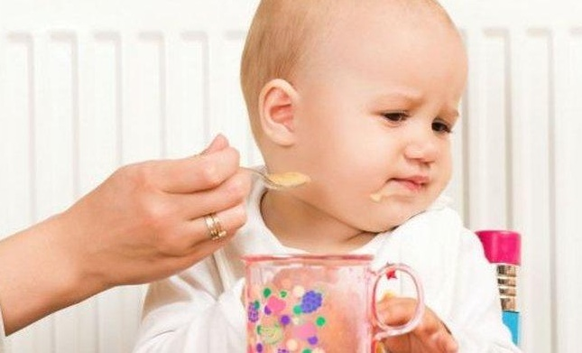 Rumah Dosen - Bayi susah makan