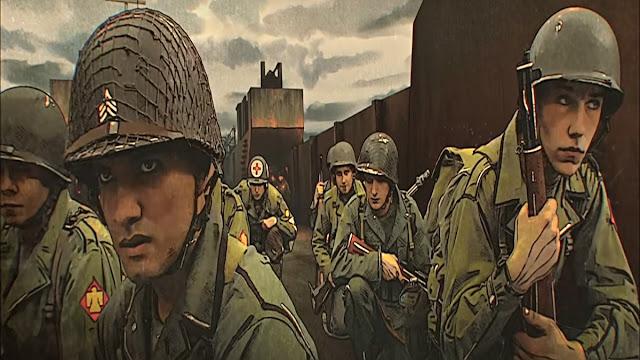 Netflix'in 2. Dünya Savaşı Animasyonu The Liberator'den İlk Fragman Geldi