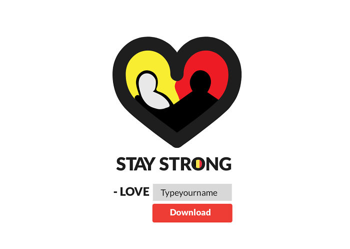 #PrayForBrussels Let's Show The World That We Are UNITED! - #38 Staystrong