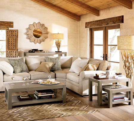 Haus design driftwood - Interior designer discount pottery barn ...