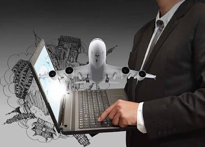 Peluang bisnis online tiket pesawat terpercaya
