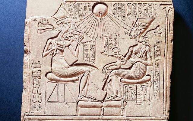 Akhenaten,  Pharaoh