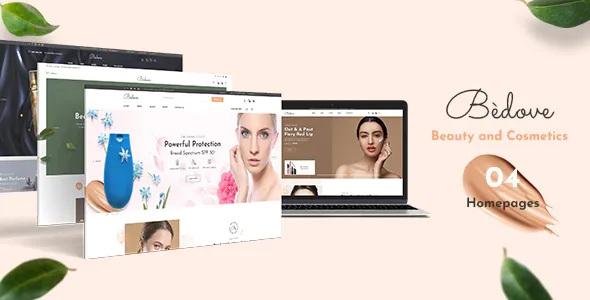 Download Beauty & Cosmetics Shop WordPress Theme