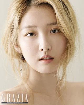 Jihyun 4minute Grazia March 2016