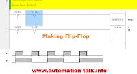 flip-flops using Keep Instruction