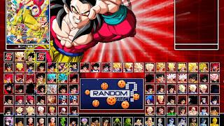 MUGEN SUPER DRAGON BALL HEROES V2