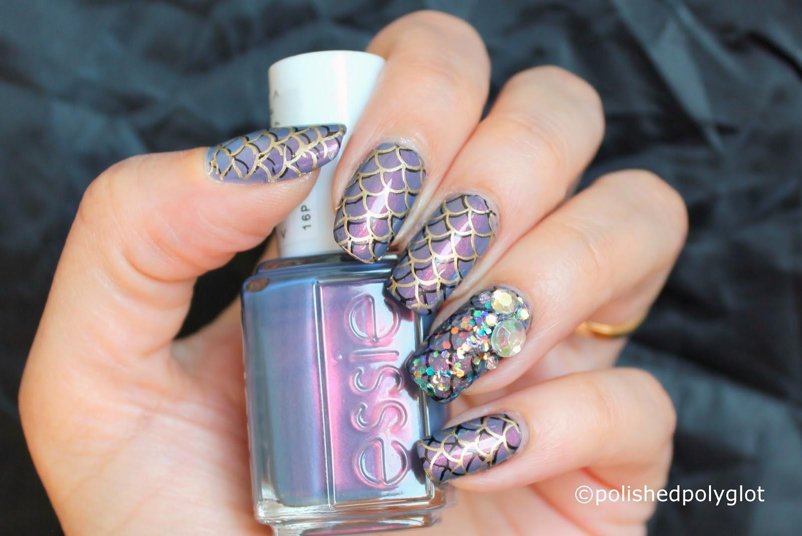 Nail Art │ Multichrome Mermaid Nails [26 Great Nail Art Ideas ...