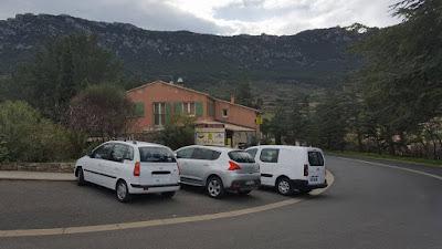 parking table du curé cucugnan