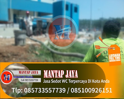 Jasa Sedot Tinja Area Tambak mayor Surabaya Murah