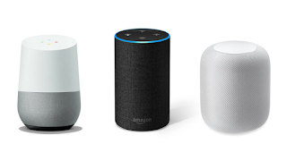 Different devices that use Alexa (photo from mashable.com)