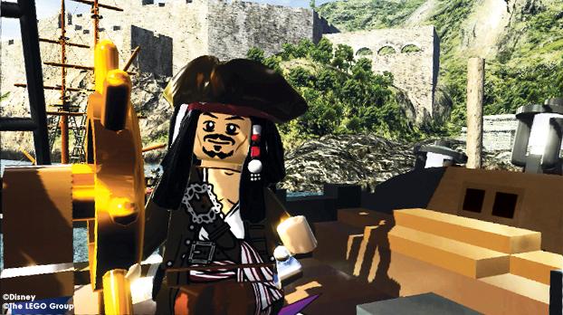 LEGO Pirates of the Caribbean PC Full Español