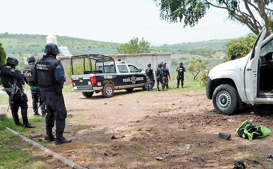 Se reporta fuerte enfrentamientos entre sicarios y Policías Ministeriales en Morelia, deja 5 muertos y 5 detenidos