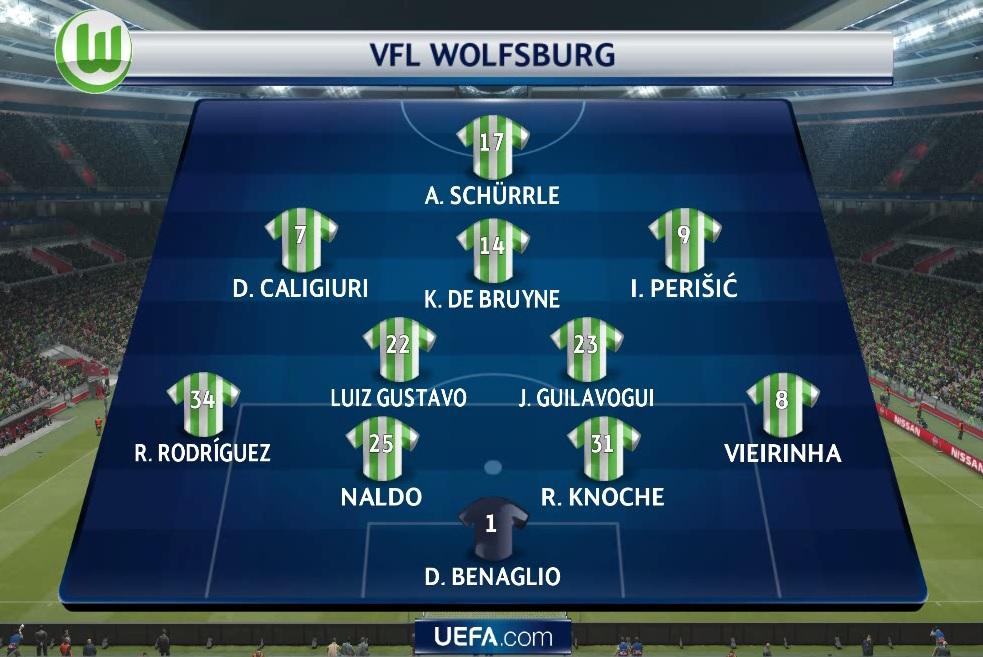 real madrid vs wolfsburg 3-1