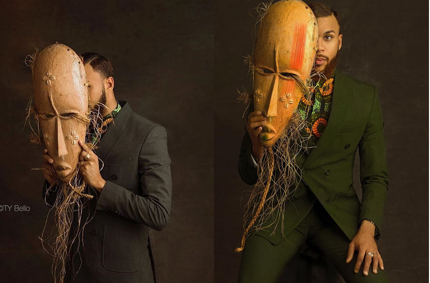 My woman must know how to cook jollof rice - Jidenna says on ThisDay Magazine cover