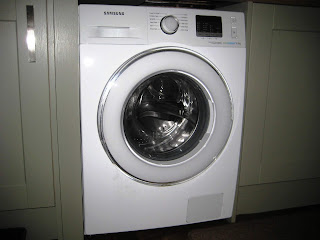 Samsung ecobubble automatic washing machine