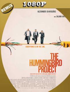 The Hummingbird Project (2018) [REMUX 1080p] Latino [GoogleDrive] SilvestreHD