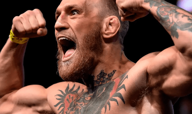 Mixed martial arts celebrity Conor McGregor publicizes retirement