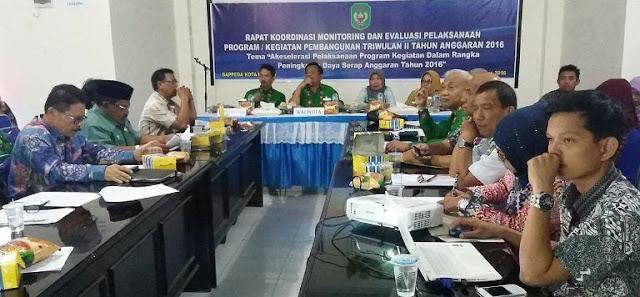 Triwulan II 2016, Realisasi Program SKPD di Palopo Masih 'Pacce'