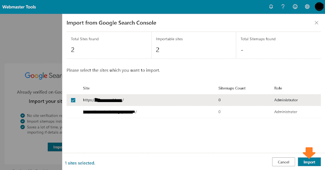How To Connect Website To Bing Webmaster Tools | Bing Search Console 23
