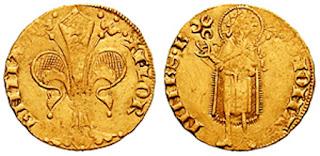 Fiorino, Florencia, moneda
