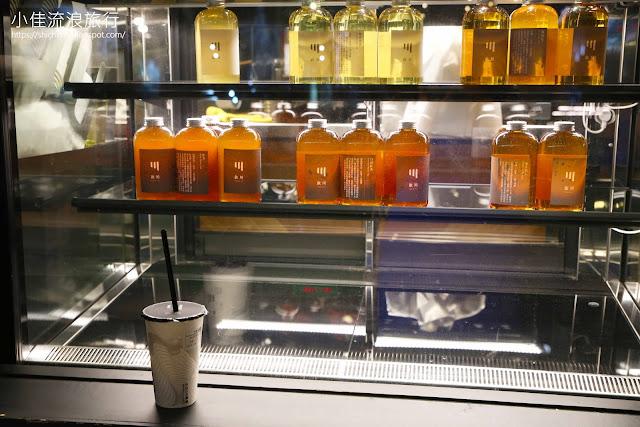 新竹走跳貨櫃市集餐廳,飲川