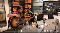 Lukas Nelson Interwiew Q104,3