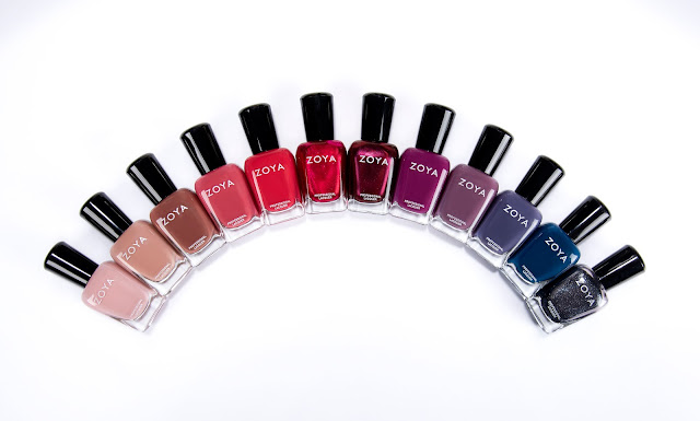 Zoya Fall 2019 Sensual Collection