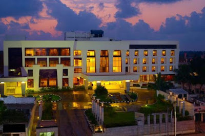 Know the salient features of Sunway Manor Hotel in Puducherry/Pondicherry.